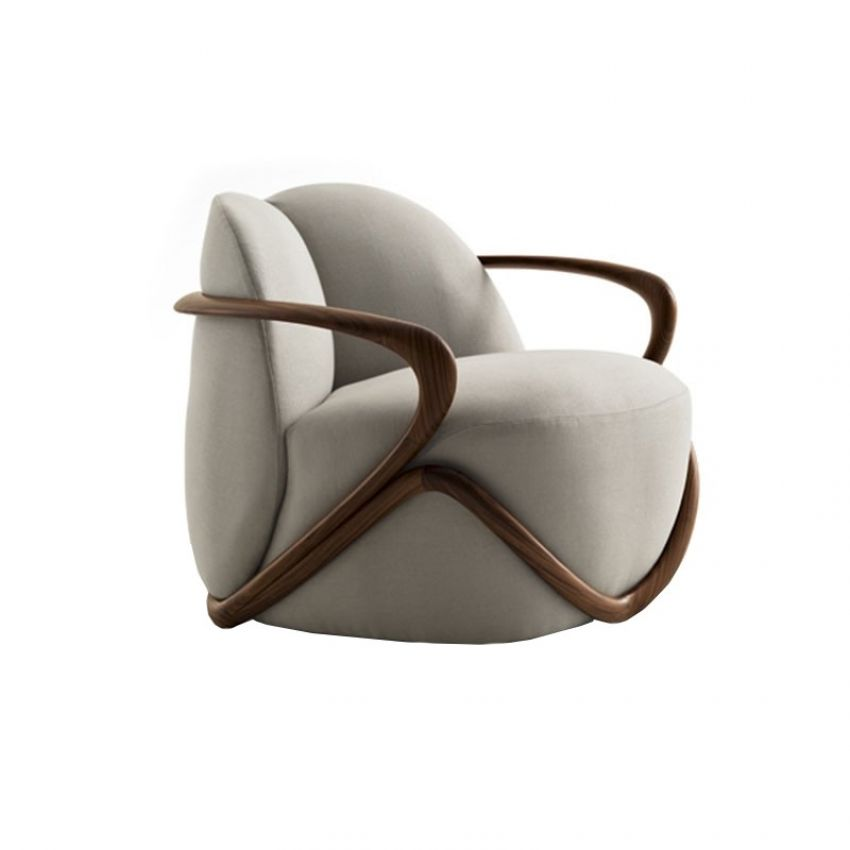Miraculous Giorgetti Hug Van Til Interieur Customarchery Wood Chair Design Ideas Customarcherynet